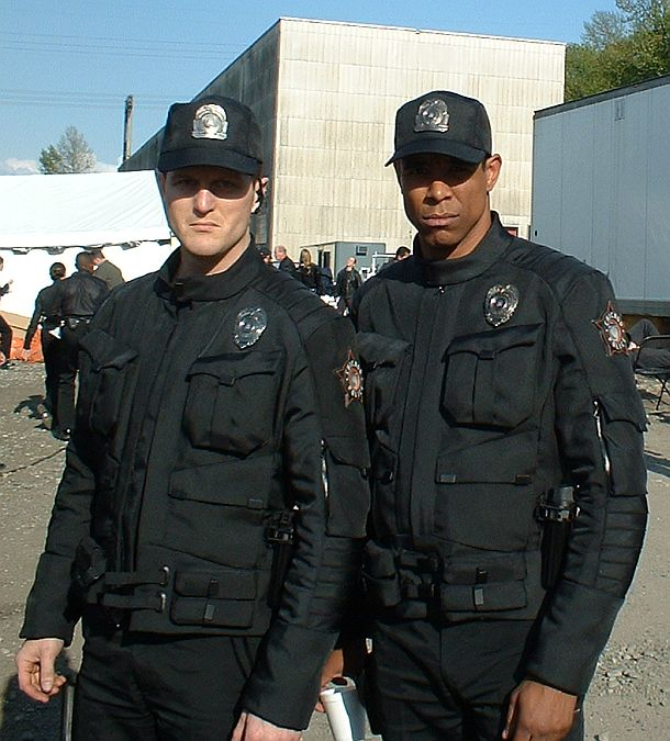 i Robot SWAT Team