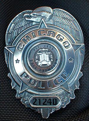 i robot police badge