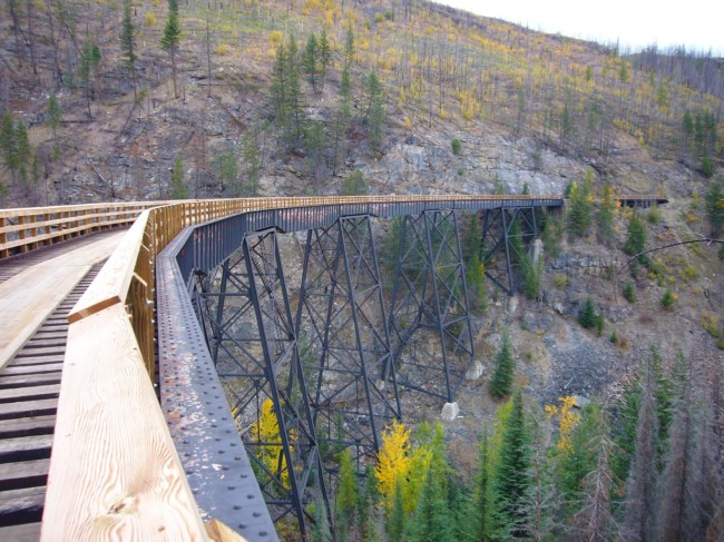 Kettle Valley Trestles